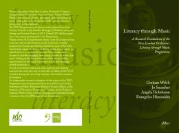 Litaracy Through Music - iMerc :: International Music Education ...