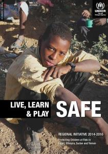 LIVE, LEARN & PLAY SAFE