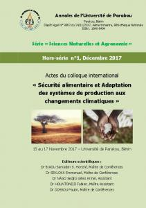 Livestock farmers' vulnerability to climate change in