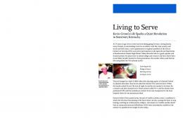 Living to Serve - Physio Control