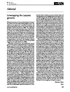 Local adaptation and the consequences of ... - Wiley Online Library