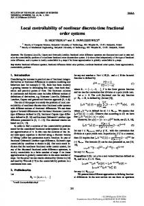 Local controllability of nonlinear discrete-time fractional order systems