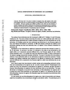 Local derivations on Solvable Lie algebras