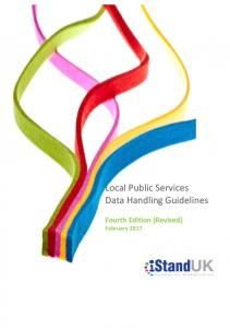 Local Public Services Data Handling Guidelines - nlawarp