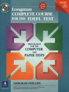 Longman : Complete Course for the TOEFL Test - WordPress.com
