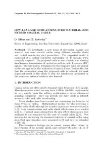 LOW-LEAKAGE WITH ATTENUATED MATERIAL LOSS HYBRID ...