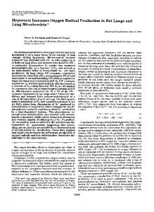 Lungs and - The Journal of Biological Chemistry