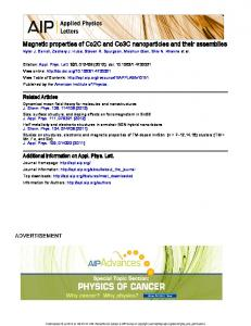 Magnetic properties of Co2C and Co3C nanoparticles