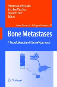 magnetic resonance imaging of metastatic bone ...
