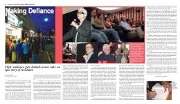 Making Defiance - Colonial Times Magazine