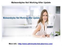 Malwarebytes troubleshooting support number