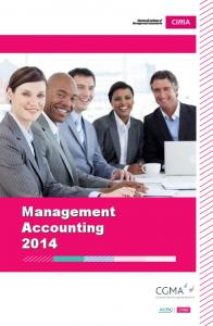 Management Accounting 2014 Management Accounting 2014