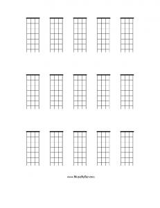 mandolin blank chord chart.psd - Music By Ear