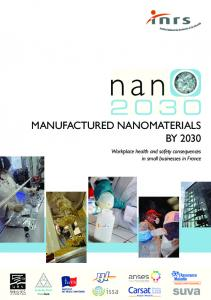 manufactured nanomaterials by 2030 - INRS