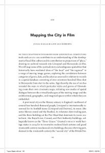 Mapping the City in Film