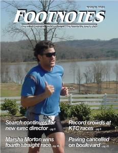 March 2004 - Knoxville Track Club