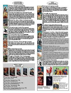 March 2007 Page 1 - Graham Crackers Comics