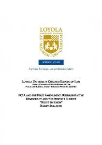 maryland law review - SSRN papers