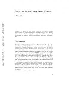Mass-loss rates of Very Massive Stars