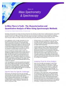 Mass Spectrometry & Spectroscopy - Shimadzu