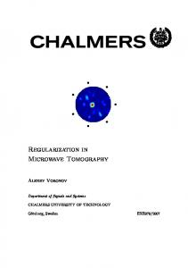 Master Thesis - Chalmers Publication Library