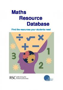 Maths for Scientists: A Good Practice Guide
