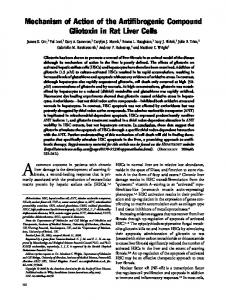 Mechanism of action of the antifibrogenic ... - Wiley Online Library