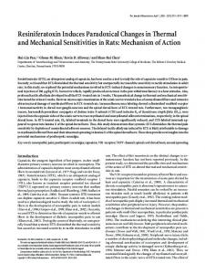 Mechanism of Action - Semantic Scholar