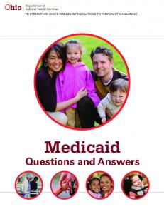 Medicaid Questions & Answers
