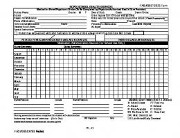 Medication Form - Physician's Order - Howard County Public Schools