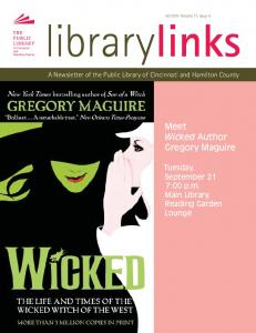 Meet Wicked Author Gregory Maguire