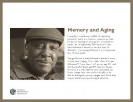 Memory and Aging - American Psychological Association