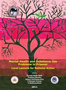 Mental Health and Substance Use Problems in Prisons