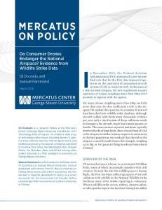 mercatus on policy | Mercatus Center