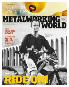 Metalworking World 2/2012