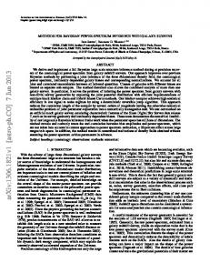 an analysis of emission spectra environmental sciences essay A sample of senior thesis projects in civil and environmental engineering improved removal of vocs for laser-based spectroscopy of environmental waters an analysis of the carbon dioxide emissions from the materials used in the streicker bridge.