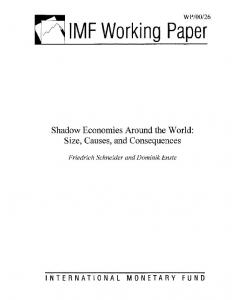 MF Working Paper - SSRN papers