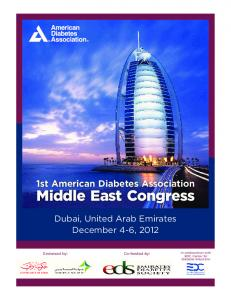 Middle East Congress