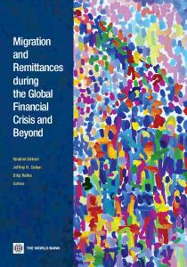 Migration and Remittances during the Global Financial Crisis and ...