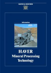 Mineral Processing Technology - easyFairs