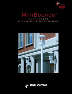 Mini-Bounce - Kim Lighting