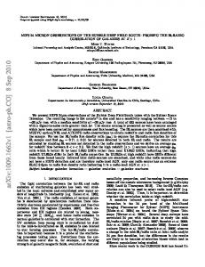 MIPS 24 MICRON OBSERVATIONS OF THE HUBBLE DEEP FIELD ...