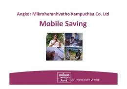 Mobile Banking technology project