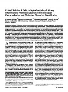 Molecular Biomarker Identification Immunological Characterization ...