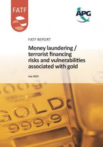 Money laundering / terrorist financing risks and vulnerabilities ...