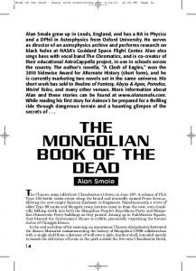 Mongolian Book of the Dead