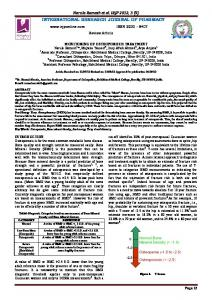 Monitoring osteoporosis treatment - International Research Journal of ...