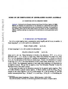 More on Lie Derivations of Generalized Matrix Algebras