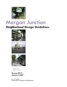 Morgan Junction