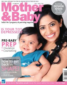 Mother & Baby October 2012 - Magsonwink.com